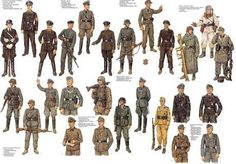 Panzergranadier vehicles 3 by FVSJ on DeviantArt Military Weapons, Military Art, Military History, Ww2 Uniforms, German Uniforms, Military Uniforms, German Soldiers Ww2, German Army, German Police