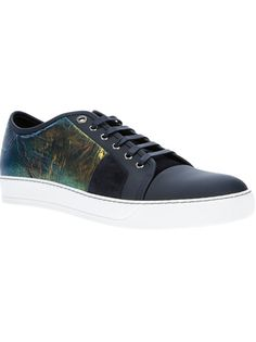 LANVIN - iridescent sneaker 6
