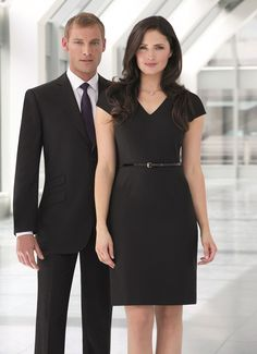 For the range of Brook Taverner clothing we offer, please look at our brochure. Corporate Uniforms, Corporate Outfits, Corporate Wear, Air New Zealand, Uniform Dress, Formal, How To Wear, Clothes, Dresses