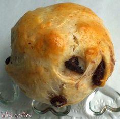 bitavin's Bastel-Blog: Schnelle süße Sonntagsbrötchen Cupcakes, Bagel, Bread, Desserts, Buffets, Blog, Finger Food, Breakfast Bake, Clean Foods