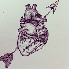 Heartbreak Drawing Tumblr Www Picturesso Com