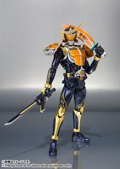 S.H.Figuarts 仮面ライダー鎧武 オレンジアームズ | 魂ウェブ