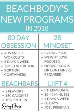 LIIFT 4 50/50 worksheet Beachbody On Demand Joel Freeman | Exercise/Fitness | Pinterest ...