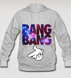 Click clack bang bang we in the murda bizness Iggy Azalea Dope Sweaters, Graphic Sweaters, Dope Fashion, Fashion Killa, Fashion Outfits, Swag Style, My Style, Comfy Hoodies, Sweatshirts