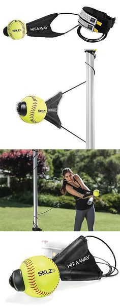 Other Baseball Training Aids 181332: Sklz Hit-A-Way Softball Swing Trainer -> BUY IT NOW ONLY: $34.66 on eBay!