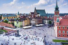 Varsóvia, Polônia.