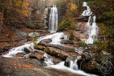 top ten waterfalls in the upstate