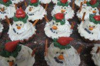 Pain ô dessert! Frosty  qui a chaud!