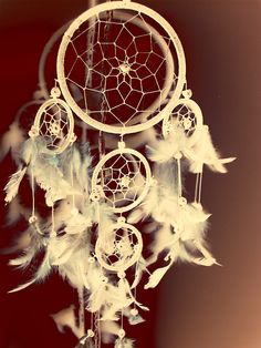 """Peoples said : """"It can catch and throw away the storm."""" #DreamCatcher"""
