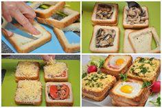 Fotopostup: Fantastické plnené sendviče - To je nápad!