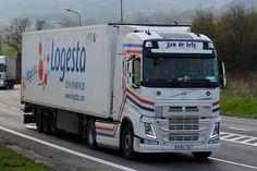 Jan de Lely Jaba, Big Trucks, Volvo, Transportation, Vehicles, Self, Earn Money, Car, Big Rig Trucks
