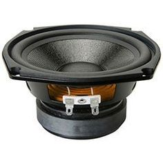 """Dayton Audio DC130A-8 5-1/4"""" Classic Woofer Speaker by Dayton. $19.50. The Dayton Audio DC130A-8 is a compact and inexpensive unshielded variant of the popular DC130AS-8 magnetically shielded woofer.. Save 22%!"""