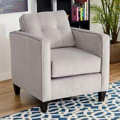 Found it at Wayfair - Serta Upholstery Leda Arm Chair