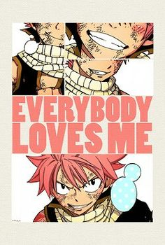 :) #natsu is just funny..#fairytail #anime