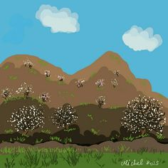 Almond Bliss in Gran Canaria by Michel Eamon 2015