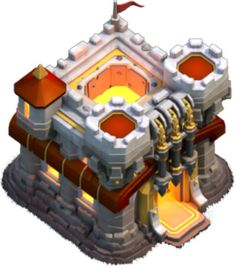 clash of clans town hall level 11 Clash Of Clans Attacks, Coc Clash Of Clans, Clash Of Clans Game, Clas Of Clan, Clan Games, Avatar, Art Test, Cartoon House, Building Concept