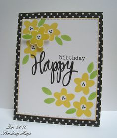 Sending Hugs: Buttercup Birthday
