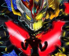 Mecha Anime, Super Robot, Digimon, Pokemon, Darth Vader, Transformers, Deviantart, Manga, Fictional Characters