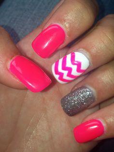 My current nail design TSM