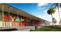 Angola - Xyami Shopping Lubango - Projecto Broadway Malyan - 01