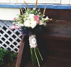My first bouquet.
