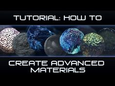 ▶ How to: Make Advanced Materials [Cinema 4D] - YouTube