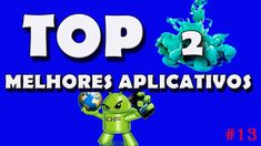TOP 2 MELHORES APLICATIVOS PARA ANDROID #13 Smartphone, Apps, Sonic The Hedgehog, Youtube, Fictional Characters, Video Production, App, Fantasy Characters, Youtubers