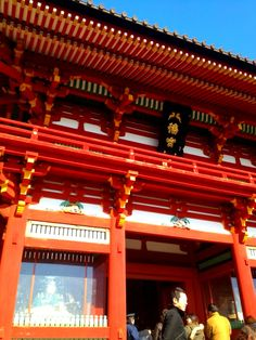 there are many beautiful temples and shrines