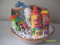 Avon Kid products donated to Family Video for Raffle