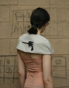 Warrior Caplet by artlab. Sweet violence.