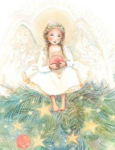 Christmas Tree Angel