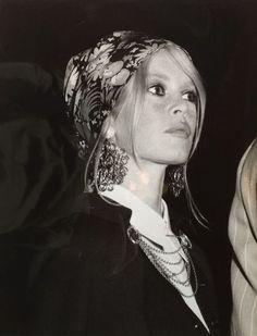 Elio Sorci - Brigitte Bardot