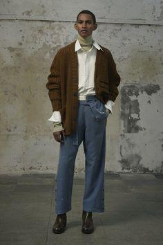 Rochas Fall 2019 Menswear Collection - Vogue