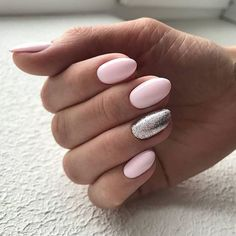 Simple and pretty nail design ideas