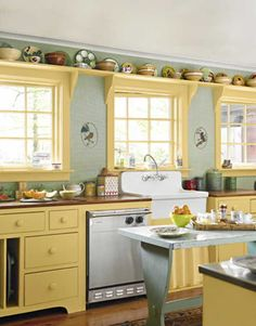 Top of door and window shelves are what I need to streamline a row of 2 doors and 2 windows in my kitchen.