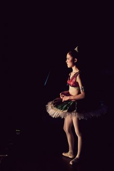 Behind the scenes. Photo - Sarah London Photography by Central School of Ballet, via Flickr