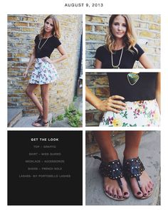 MILLIE MACKINTOSH: GLASTONBURY GLADIATOR    Millie Mackintosh has featured French Sole once again in her Style Diary wearing her favourite Glastonbury Gladiators!    Follow Millie's look and get yours here:   http://www.frenchsole.com/shop/browse/flat-shoes/gladiator%20sandals    Take a look at our other sandals here:   http://www.frenchsole.com/shop/browse/flat-shoes/crosspatch-sandal  #FrenchSole  #LondonSole  #Fashion  #StyleDiary #MillieMackintosh  #Sandals  #Shoes  #Studs…