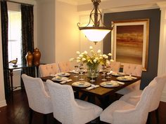 Dinette Set- With four chairs.