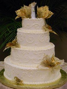 50th Anniversary Joachim Cake