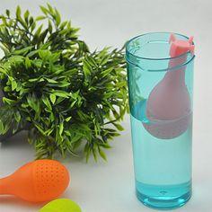 Kode : FO20 || IDR 19.000 || Warna tergantung persediaan || Penjelasan : Masukkan daun tehnya kedalam filternya, dan masukkan ke dalam gelas atau mug kamu.