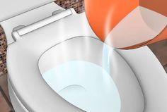 Voici une technique de plombier que vous devez connaître pour déboucher vos toilettes !