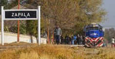 ferrocarriles del sud: MARTÍNEZ LE PIDIÓ A SCIOLI POR EL TREN