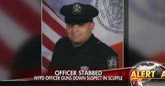 osCurve News: Police: NYPD Cop Shoots Knife-Wielding Man Who Sla...