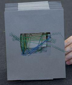 Samples from Art 446 Artists Books Fall 2006 by FotoJim AKA ipress, via Flickr