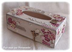 Boîte mouchoirs 1 chez Ptitamande