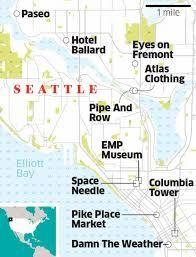Image result for seattle skyline with star wars Pike Place Market, University Of Washington, Seattle Skyline, The Row, Tower, Star Wars, Image, Rook, Washington University