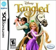 Disney Tangled - Nintendo DS - #games
