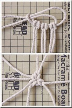 DIY Seilkorb-Tutorial… Source by sissakofa DIY Rope Basket Tutorial … women beauty and make up DIY Rope Basket Tutorial Good idea for hanging a Stone. Interesting way to start the center for a basket! The Craftiness of Crafts Natürlicher Seilkorb DIY Macrame Art, Macrame Projects, Diy Projects, Rope Basket, Basket Weaving, Rope Crafts, Diy And Crafts, Diy Fashion Accessories, Jewelry Accessories