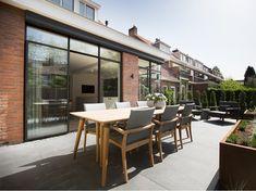 Rotterdam, Conference Room, Patio, Outdoor Decor, Table, Furniture, Home Decor, Kitchen, Arquitetura
