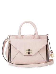 Diane Von Furstenberg 440 Gallery mini Secret Agent cross-body bag